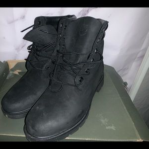Size US 11 timberland boots women's